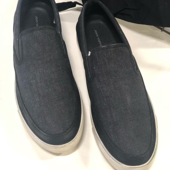 John Varvatos Jet Slip On Shoes